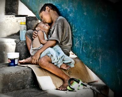 Street Children Brothers